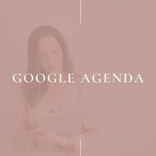 Google-Agenda