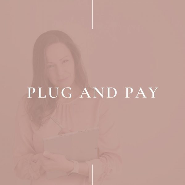 Plug and pay